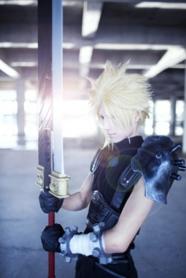 Cloud Strife aus Final Fantasy VII