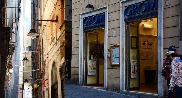 Gelateria Grom Genua
