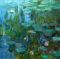 Claude Monet, Les nymphéas, 1914-1926
